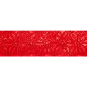 Supacaz Velvet Stuurlint, red